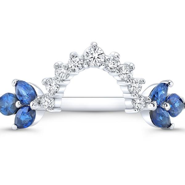 Bloom Blue Sapphire