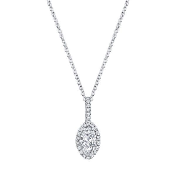Emily Diamond Necklace