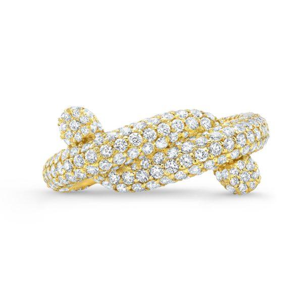 Diamond Knot Band